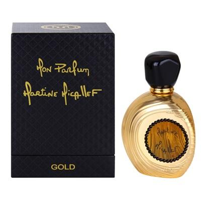 M. Micallef Mon Parfum Gold, Parfémovaná voda, 100ml, Dámska vôňa, + AKCE: dárek zdarma