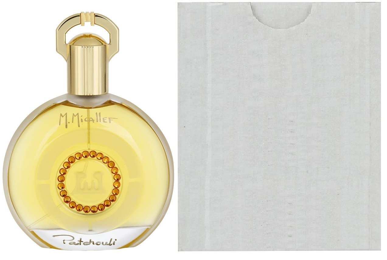 M. Micallef Patchouli, Parfémovaná voda - Tester, 100ml, Dámska vôňa, + AKCE: dárek zdarma