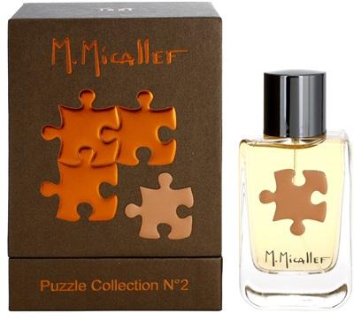 M. Micallef Puzzle Collection N°2, Parfémovaná voda, 100ml, Dámska vôňa, + AKCE: dárek zdarma