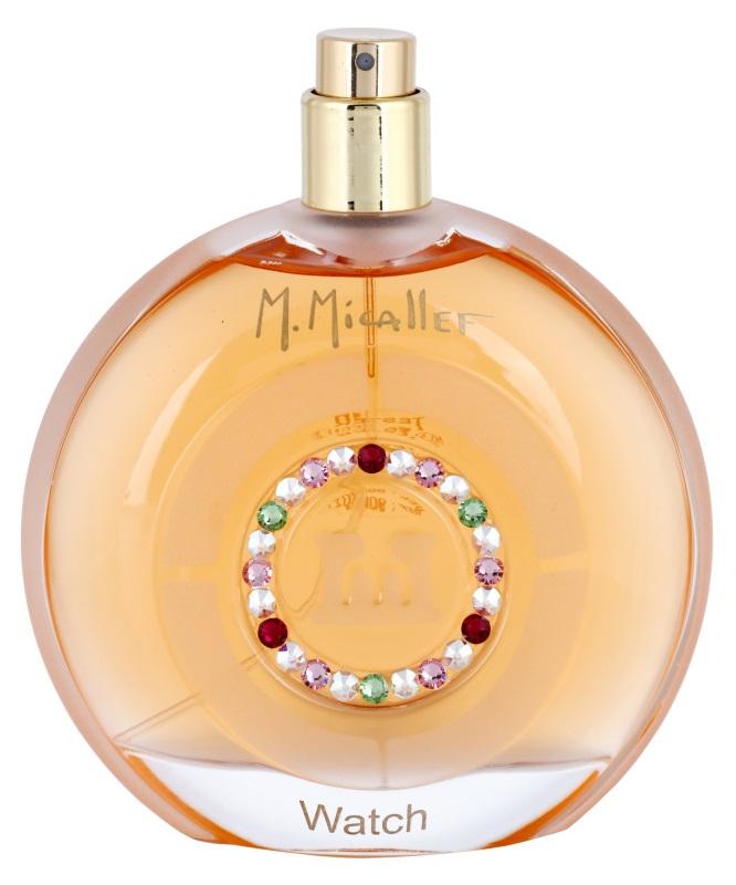 M. Micallef Watch, Parfémovaná voda - Tester, 100ml, Dámska vôňa, + AKCE: dárek zdarma