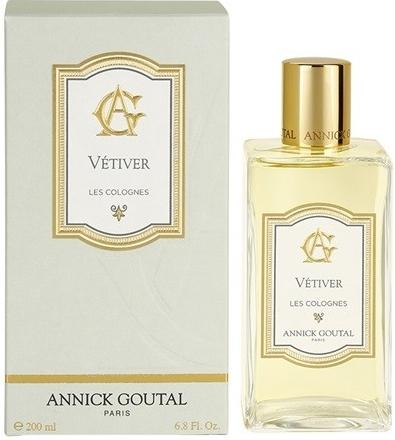 Annick Goutal Les Colognes - Vetiver, Kolínská voda, 200ml, Unisex vôňa, + AKCE: dárek zdarma