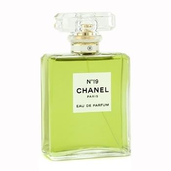 Chanel No.19 - bez krabice, s víčkem, Parfémovaná voda, 100ml, Dámska vôňa, + AKCE: dárek zdarma