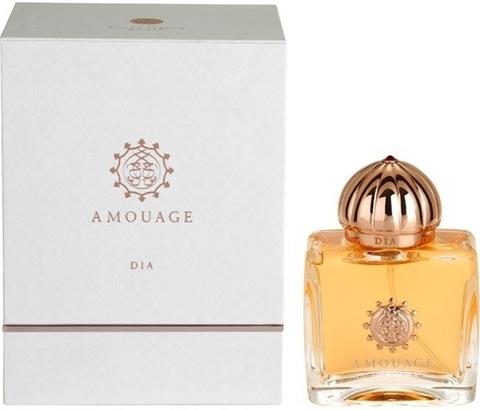 Amouage Dia pour Femme, Parfémovaná voda, 100ml, Dámska vôňa, + AKCE: dárek zdarma