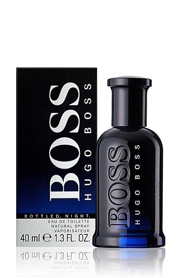 Hugo Boss Boss Bottled Night, Toaletní voda, 40ml, Pánska vôňa, + AKCE: dárek zdarma