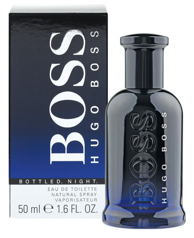 Hugo Boss Boss Bottled Night, Toaletní voda, 50ml, Pánska vôňa, + AKCE: dárek zdarma