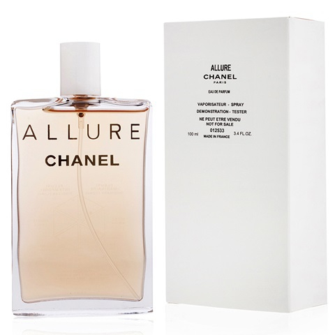 Chanel Allure, Parfémovaná voda - Tester, 100ml, Dámska vôňa, + AKCE: dárek zdarma