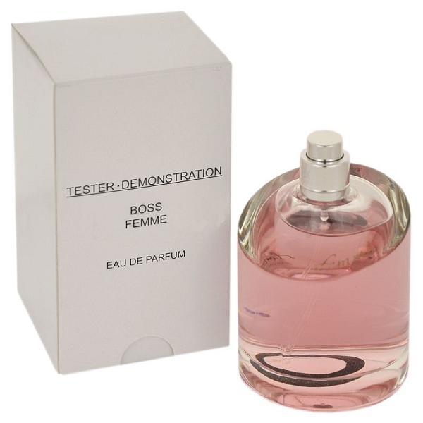 Hugo Boss Femme, Parfémovaná voda - Tester, 75ml, Dámska vôňa, + AKCE: dárek zdarma