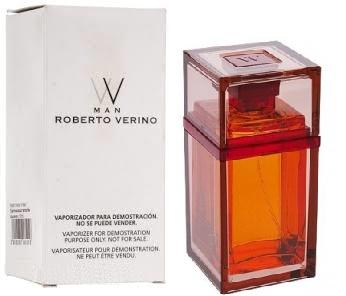 Roberto Verino VV Man, Toaletní voda - Tester, 100ml, Pánska vôňa, + AKCE: dárek zdarma