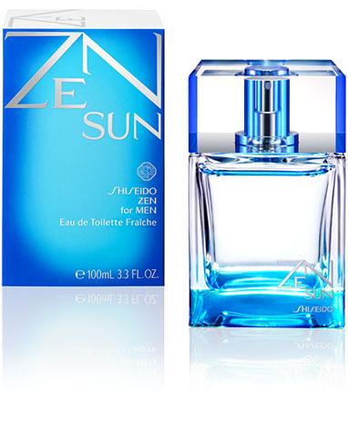 Shiseido Zen Sun for Man 2014, Toaletní voda, 100ml, Pánska vôňa, + AKCE: dárek zdarma