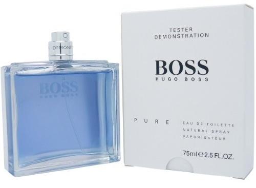 Hugo Boss Pure, Toaletní voda - Tester, 75ml, Pánska vôňa, + AKCE: dárek zdarma