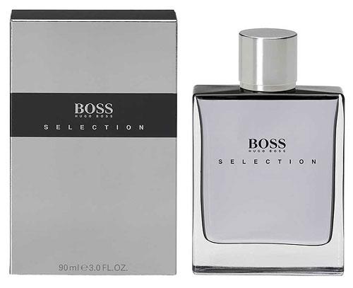 Hugo Boss Selection, Toaletní voda, 90ml, Pánská vůně, + AKCE: dárek zdarma