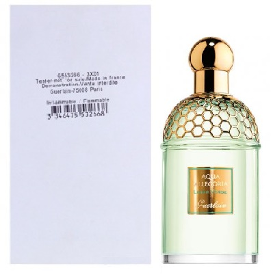 Guerlain Aqua Allegoria Limon Verde, Toaletní voda - Tester, 125ml, Unisex vôňa, + AKCE: dárek zdarma