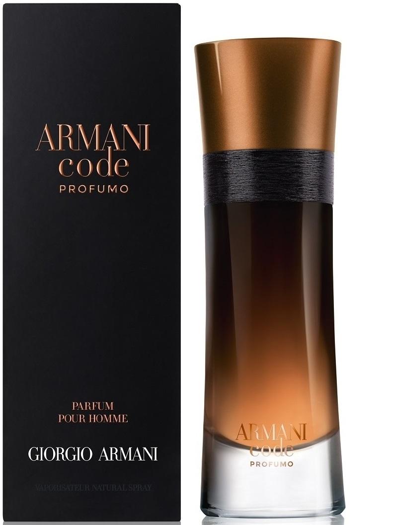 Giorgio Armani Code Profumo, Parfémovaná voda, 60ml, Pánska vôňa, + AKCE: dárek zdarma
