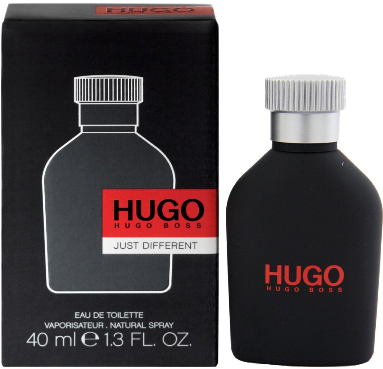 Hugo Boss Hugo Just Different, Toaletní voda, 40ml, Pánska vôňa, + AKCE: dárek zdarma