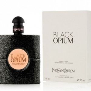 Yves Saint Laurent Opium Black, Toaletní voda - Tester, 90ml, Dámska vůně, + AKCE: dárek zdarma
