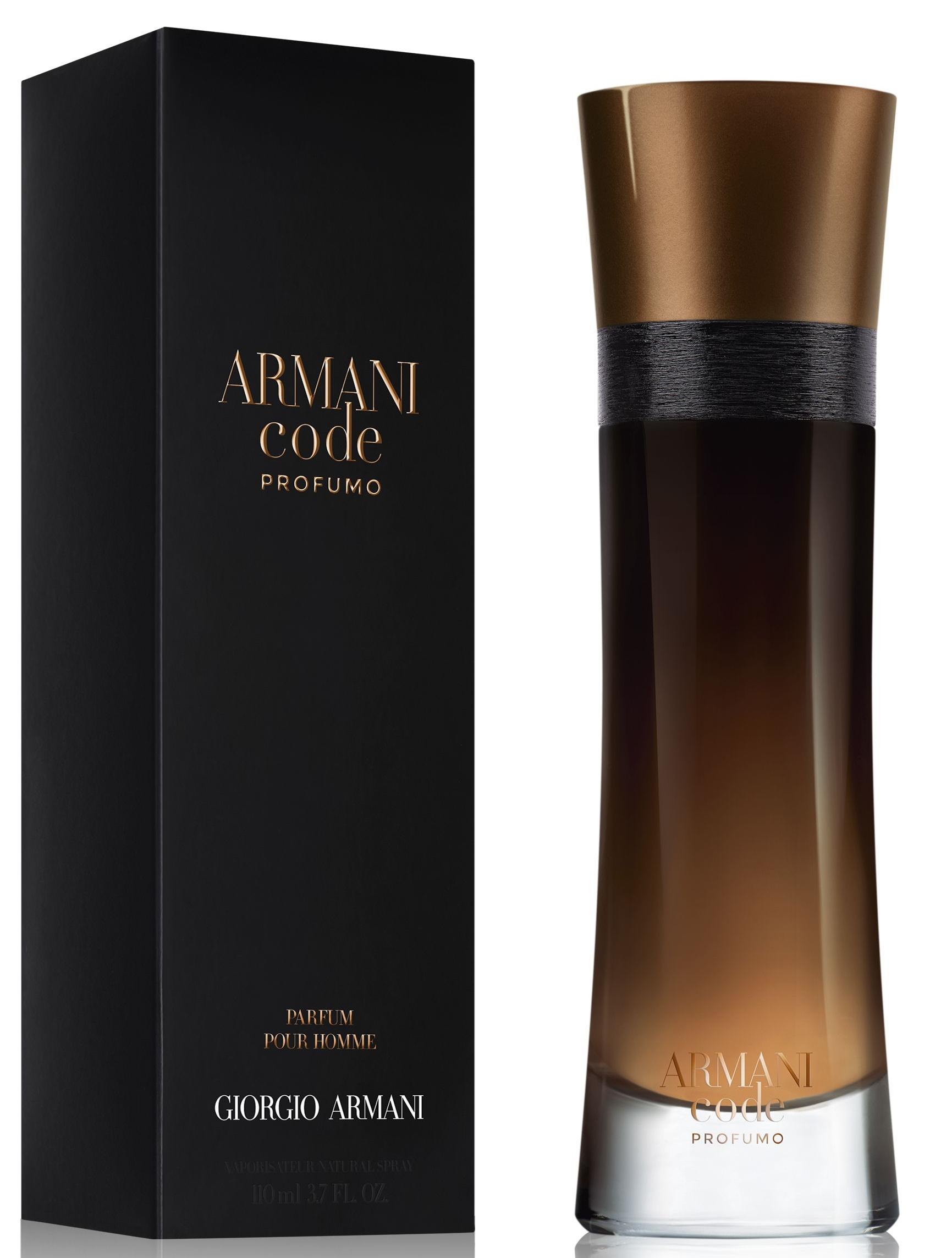 Giorgio Armani Code Profumo, Parfémovaná voda, 110ml, Pánska vôňa, + AKCE: dárek zdarma