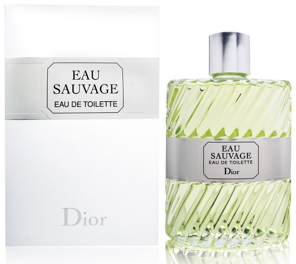 Christian Dior Eau Sauvage, Toaletní voda, 200ml, Pánska vôňa, + AKCE: dárek zdarma