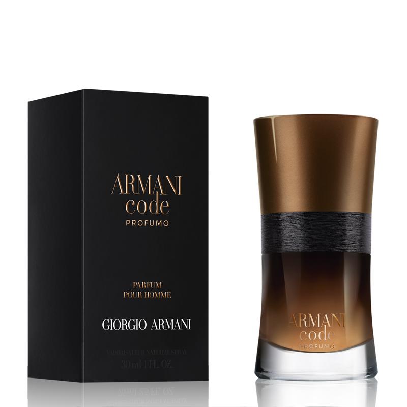 Giorgio Armani Code Profumo, Parfémovaná voda, 30ml, Pánska vôňa, + AKCE: dárek zdarma