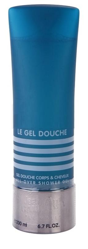 Jean Paul Gaultier Le Male, Sprchový gel, 200ml, Pánska vôňa, + AKCE: dárek zdarma