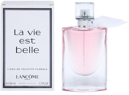 Lancome La Vie Est Belle Florale, Toaletní voda - Tester, 50ml, Dámska vôňa, + AKCE: dárek zdarma