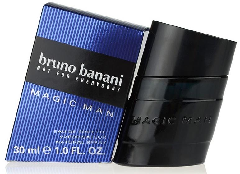 Bruno Banani Magic Man, Toaletní voda, 30ml, Pánska vôňa, + AKCE: dárek zdarma