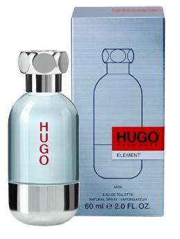 Hugo Boss Element, Toaletní voda, 60ml, Pánska vôňa, + AKCE: dárek zdarma