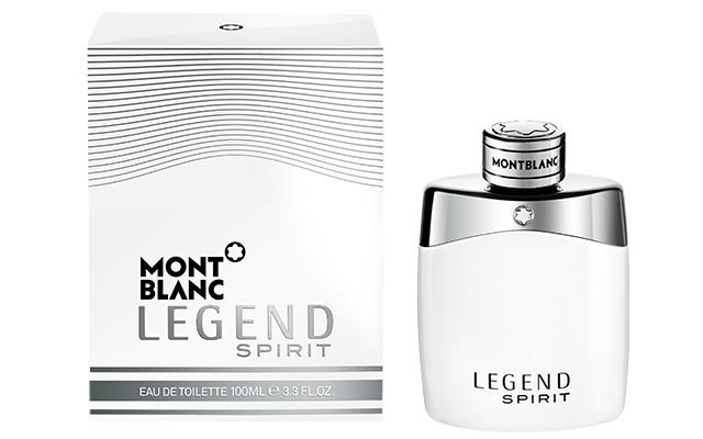 Mont Blanc Legend Spirit, Toaletní voda, 100ml, Pánska vôňa, + AKCE: dárek zdarma