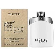 Mont Blanc Legend Spirit, Toaletní voda - Tester, 100ml, Pánska vôňa, + AKCE: dárek zdarma
