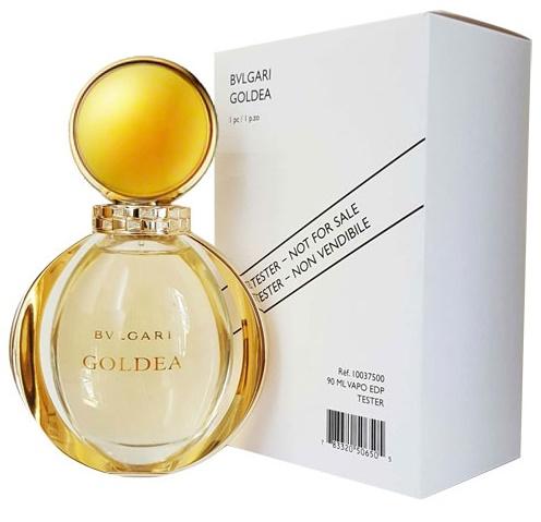 Bvlgari Goldea, Parfémovaná voda - Tester, 90ml, Dámska vôňa, + AKCE: dárek zdarma