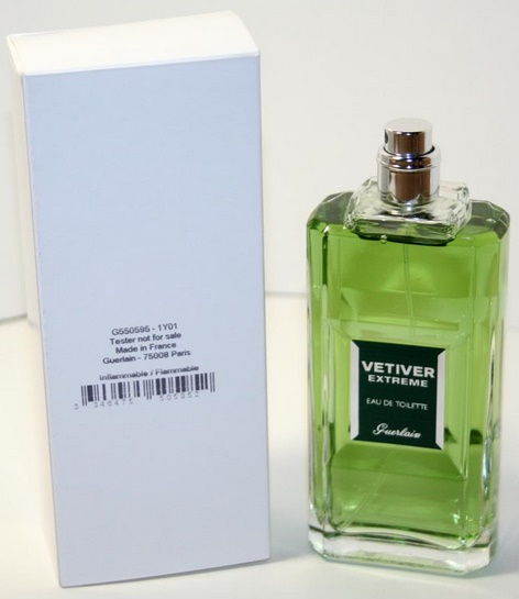 Guerlain Vetiver Extreme, Toaletní voda - Tester, 100ml, Pánska vôňa, + AKCE: dárek zdarma