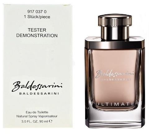 Hugo Boss Baldessarini Ultimate, Toaletní voda - Tester, 90ml, Pánska vôňa, + AKCE: dárek zdarma