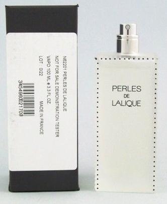 Lalique Perles de Lalique, Parfémovaná voda - Tester, 100ml, Dámska vôňa, + AKCE: dárek zdarma