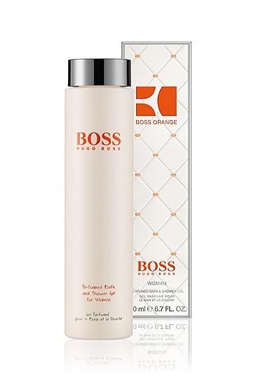 Hugo Boss Orange Woman, Sprchový gel, 200ml, Dámska vôňa, + AKCE: dárek zdarma