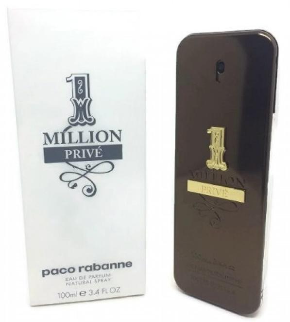 Paco Rabanne 1 Million Privé, Parfémovaná voda - Tester, 100ml, Pánska vôňa, + AKCE: dárek zdarma