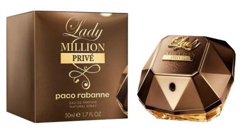 Paco Rabanne Lady Million Privé, Parfémovaná voda, 50ml, Dámska vôňa, + AKCE: dárek zdarma