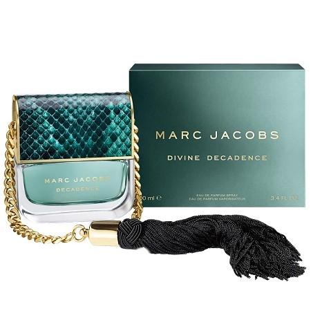 Marc Jacobs Divine Decadence, Parfémovaná voda, 100ml, Dámská vůně, + AKCE: dárek zdarma