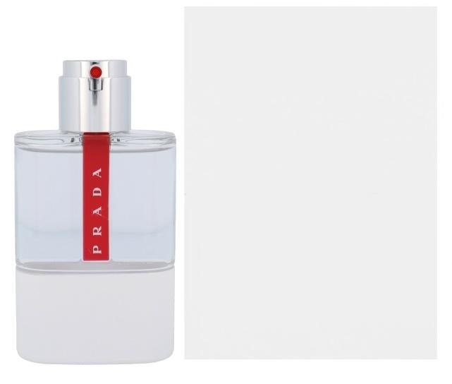 Prada Luna Rossa Eau Sport , Toaletní voda - Tester, 125ml, Pánska vôňa, + AKCE: dárek zdarma