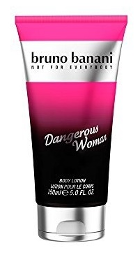 Bruno Banani Dangerous Woman, Tělové mléko, 150ml, Dámska vôňa, + AKCE: dárek zdarma