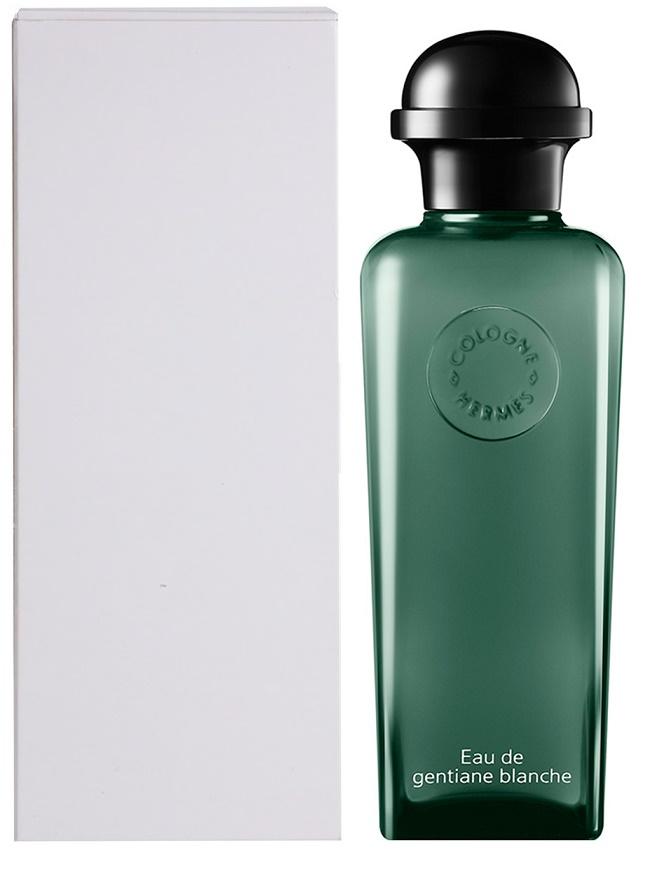 Hermes Eau De Gentiane Blanche, Kolínská voda - Tester, 100ml, Unisex vôňa, + AKCE: dárek zdarma