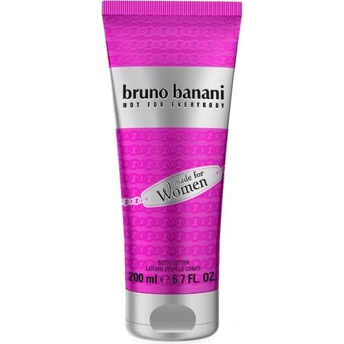 Bruno Banani Made for Woman, Tělové mléko, 200ml, Dámska vôňa, + AKCE: dárek zdarma