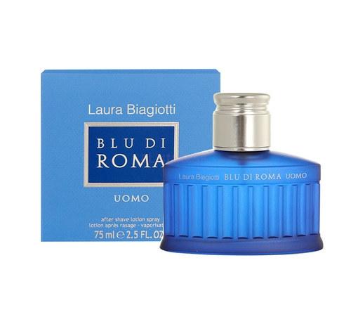 Laura Biagiotti Blu di Roma Uomo, Toaletní voda, 75ml, Pánska vôňa, + AKCE: dárek zdarma