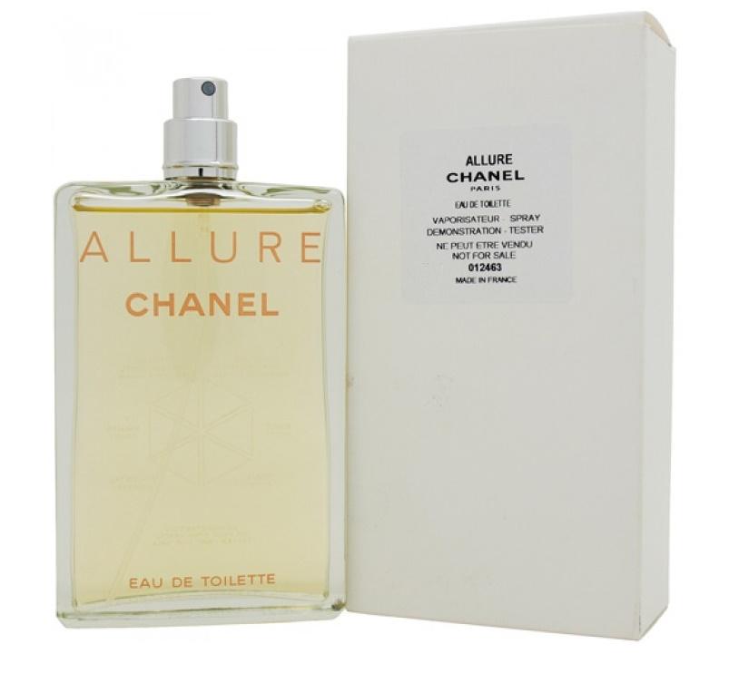 Chanel Allure, Toaletní voda - Tester, 60ml, Dámska vôňa, + AKCE: dárek zdarma