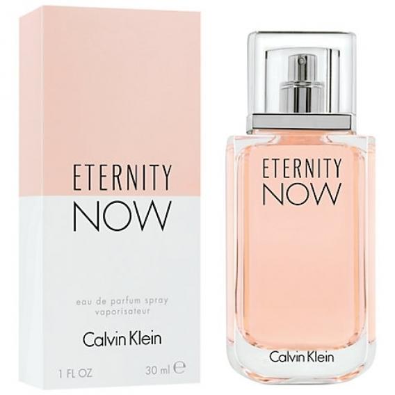 Calvin Klein Eternity Now, Parfémovaná voda, 30ml, Dámska vôňa