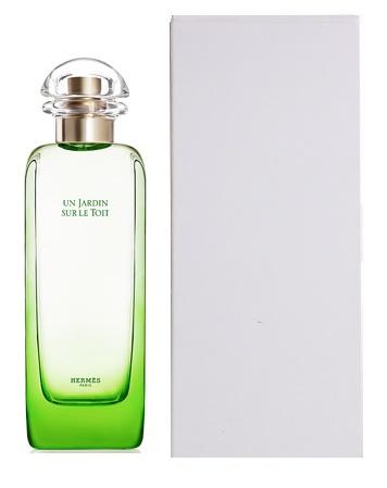 Hermes Un Jardin Sur Le Toit, Toaletní voda - Tester, 100ml, Dámska vôňa, + AKCE: dárek zdarma