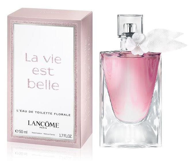 Lancome La Vie Est Belle Florale, Toaletní voda, 50ml, Dámska vôňa, + AKCE: dárek zdarma