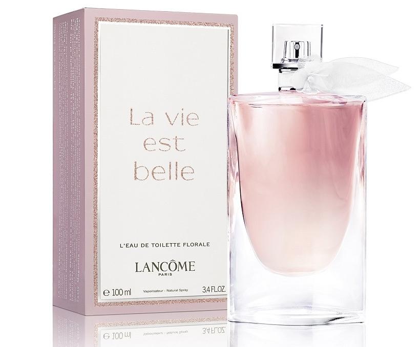 Lancome La Vie Est Belle Florale, Toaletní voda, 100ml, Dámska vôňa, + AKCE: dárek zdarma