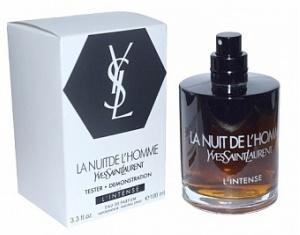 Yves Saint Laurent La Nuit de L´Homme L´Intense, Parfémovaná voda - Tester, 100ml, Pánska vôňa, + AKCE: dárek zdarma
