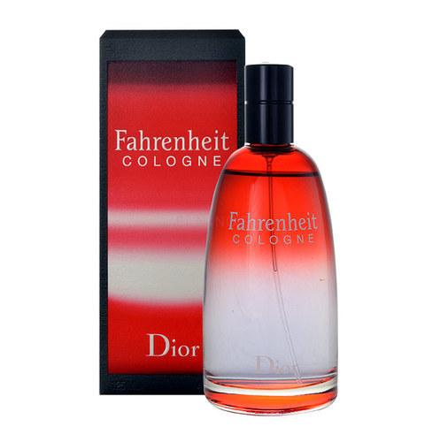 Christian Dior Fahrenheit Cologne, Kolínská voda, 125ml, Pánska vôňa, + AKCE: dárek zdarma