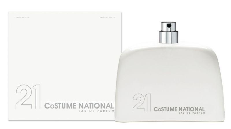 Costume National 21, Parfémovaná voda, 100ml, Dámska vôňa, + AKCE: dárek zdarma