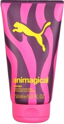 Puma Animagical Woman, Tělové mléko, 150ml, Dámska vôňa, + AKCE: dárek zdarma